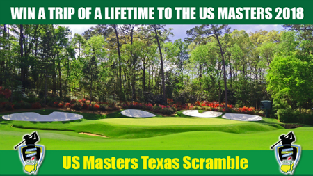 Win a trip to the US Masters 2018