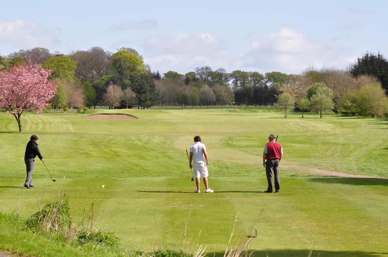 The Green Hotel Golf And Leisure Resort
